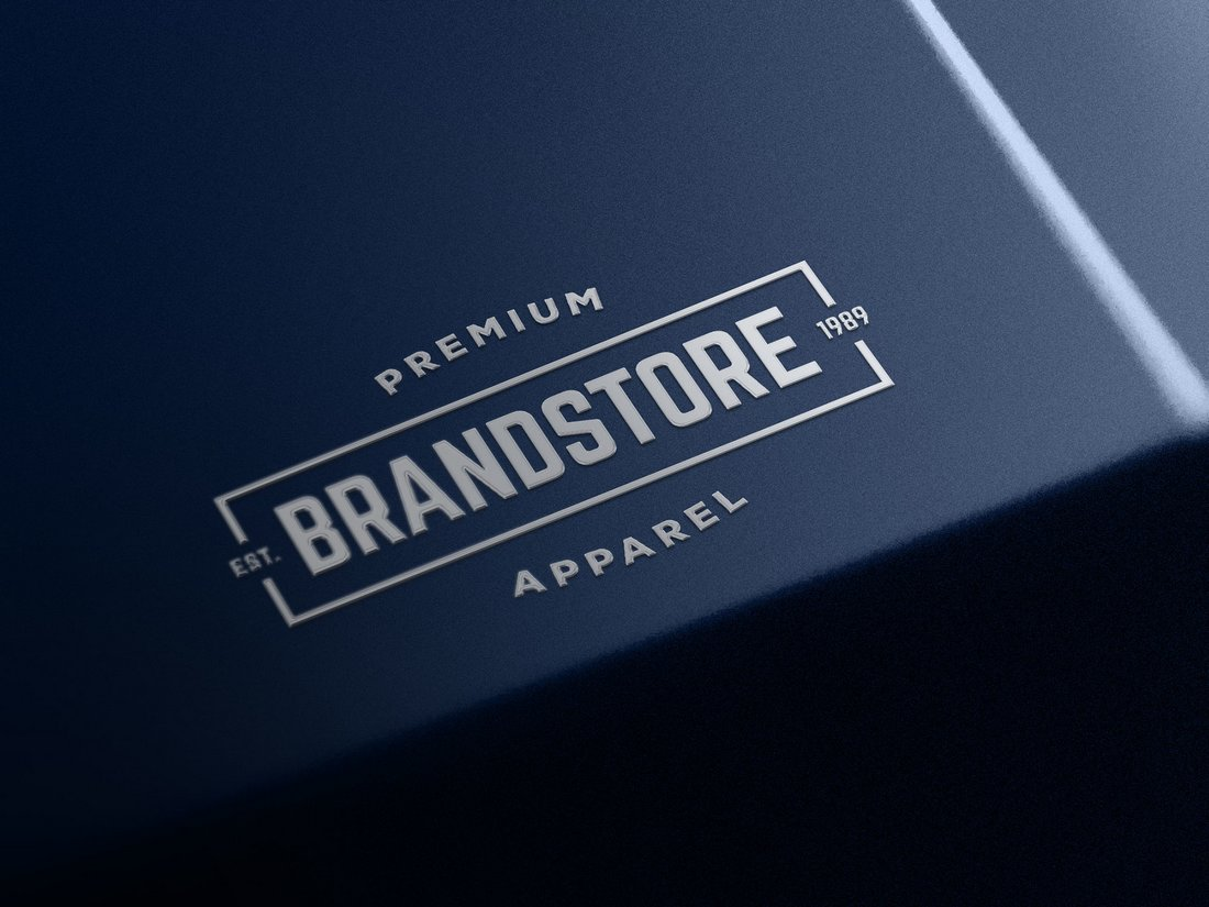 100 Logo Mockup Templates Psd Vector Design Shack