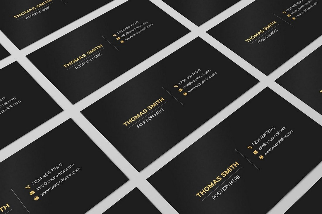 Free-Minimalist-Business-Card-Template 20+ Best Affinity Designer Templates & Assets 2020 design tips  Inspiration