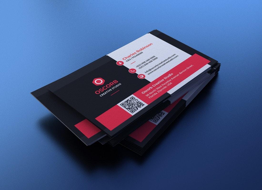 Free Multipurpose Business Card Template