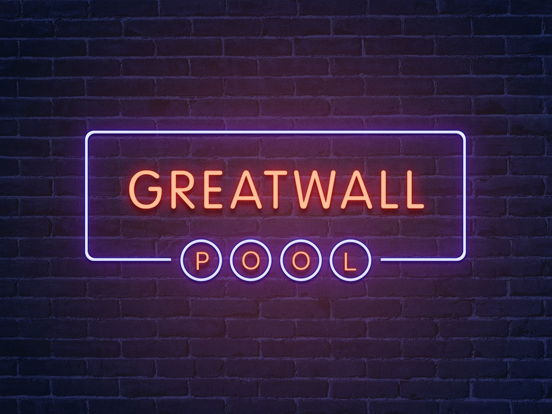 Free Neon Sign Photoshop Effect