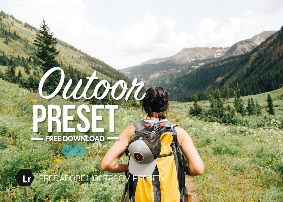 Free-Outdoor-Lightroom-Preset 20+ Professional Lightroom Presets design tips  Inspiration