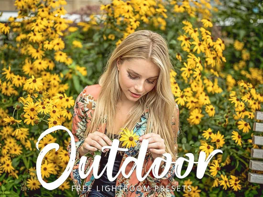 Free Outdoor Lightroom Presets