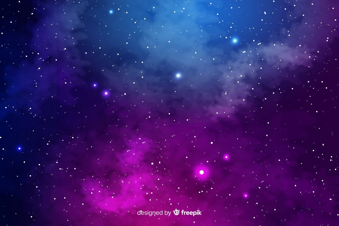 Free Realistic Space Background