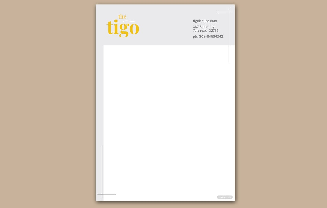 Free-Restaurant-Letterhead-Template 20+ Best Microsoft Word Letterhead Templates (Free & Premium) design tips  Inspiration
