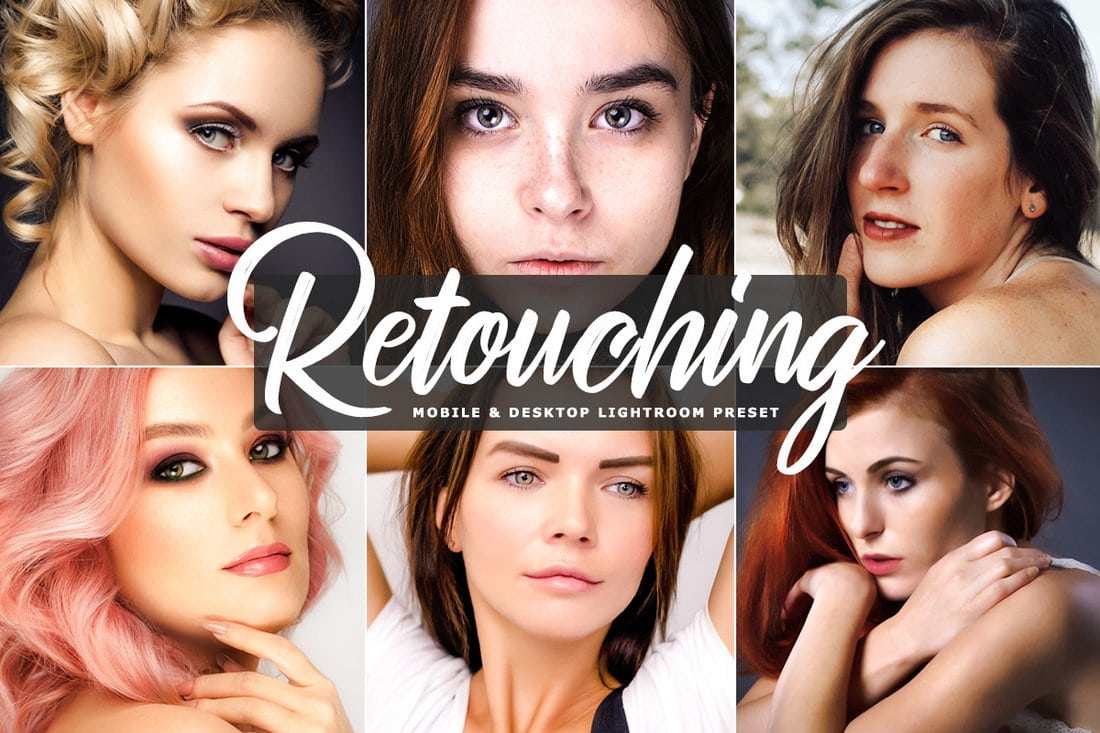 Free-Retouching-Mobile-Desktop-Lightroom-Preset 50+ Best Lightroom Presets for Portraits (Free & Pro) 2020 design tips