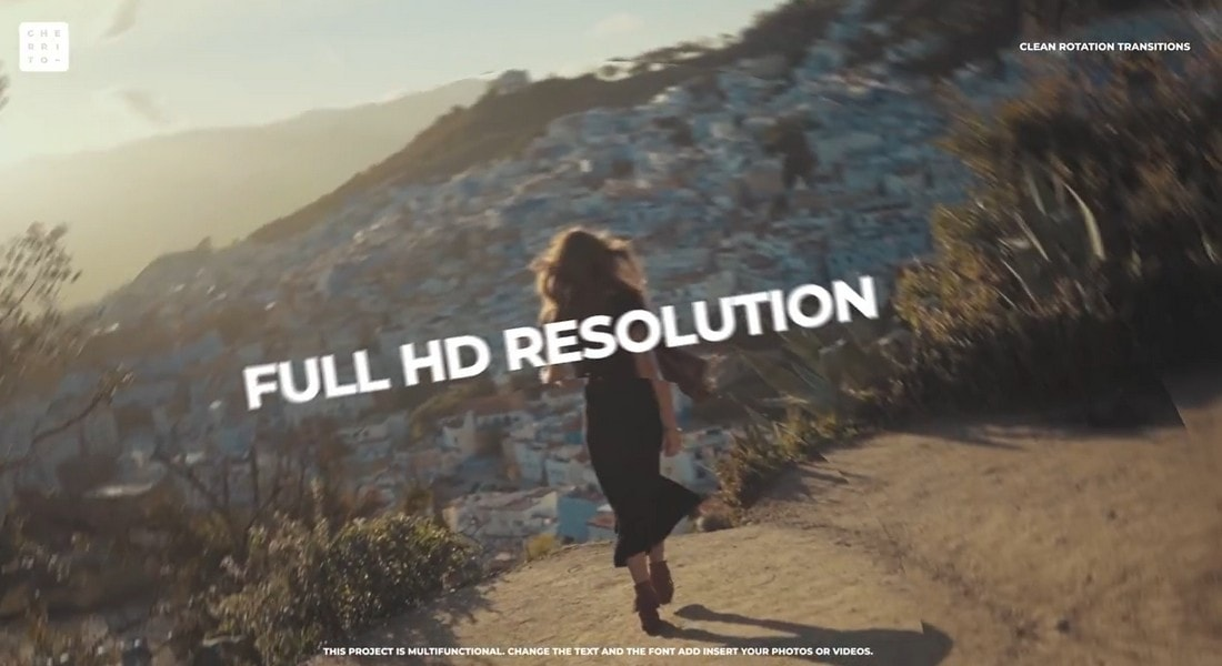 Free-Rotation-Transitions-for-After-Effects 20+ Best Video Transition Effects (For After Effects + Premiere Pro) design tips