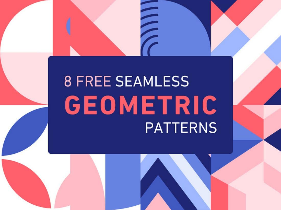 Free Seamless Geometric Patterns