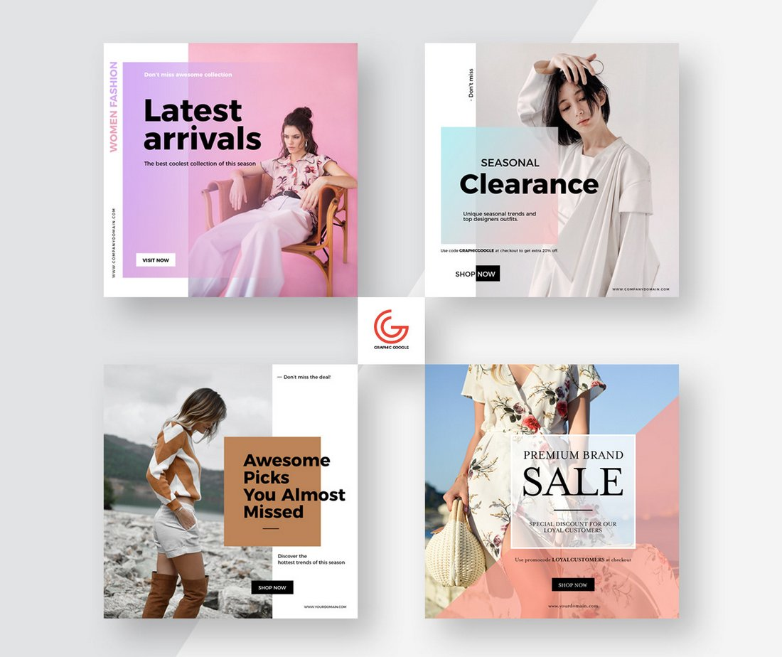 Free-Social-Media-Promotion-Banner-Templates 40+ Best Social Media Kit Templates & Graphics design tips