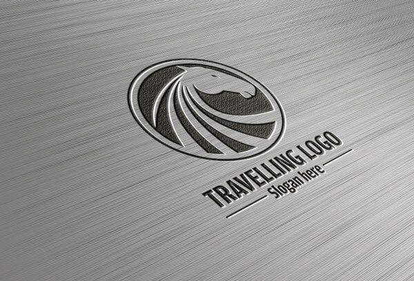Free-Steel-Logo-Mockup-PSD 100+ Logo Mockup Templates (PSD & Vector) design tips