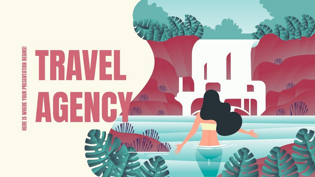 Free Travel Agency Business Plan PPT