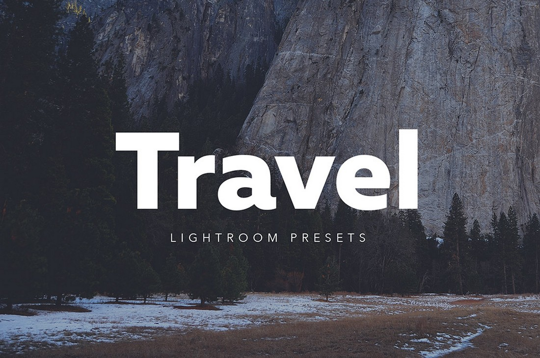 Free Travel Lightroom Presets