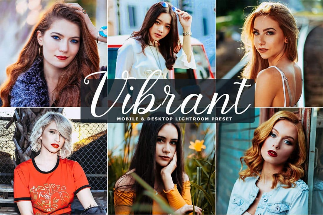 Free-Vibrant-Mobile-Desktop-Lightroom-Presets 50+ Best Lightroom Presets of 2020 design tips