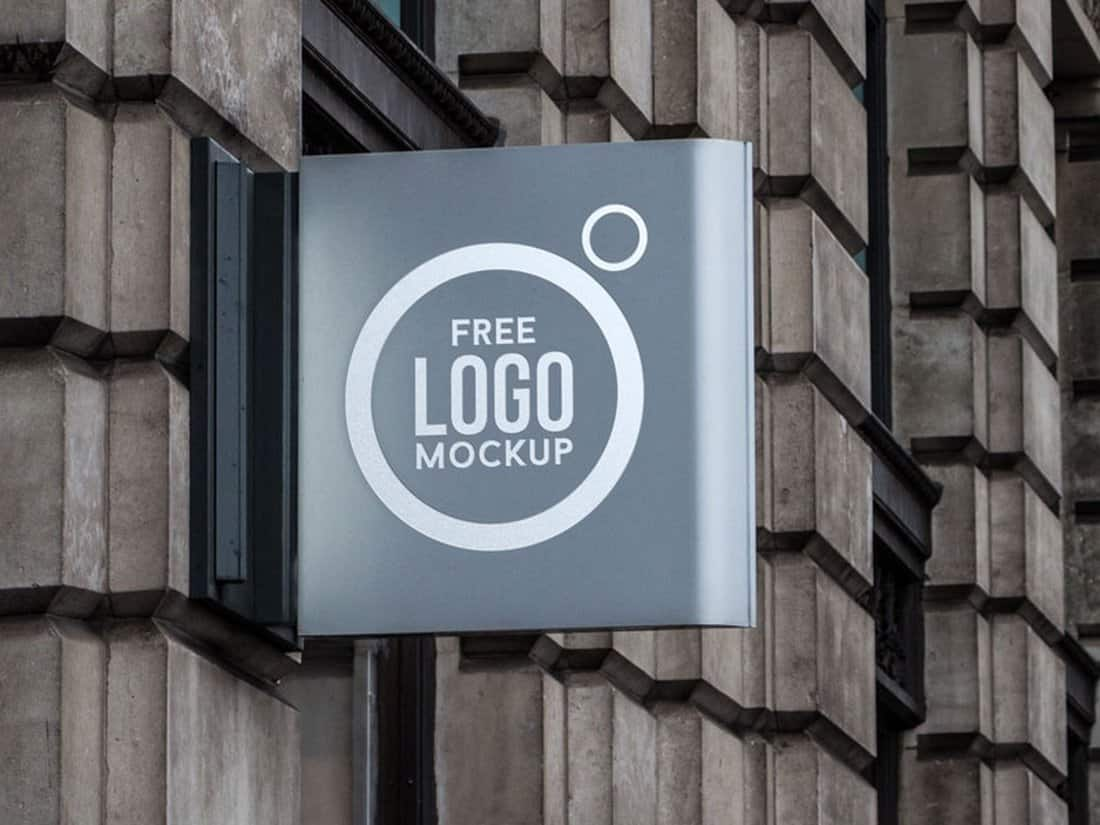 100 Logo Mockup Templates Psd Vector Design Shack