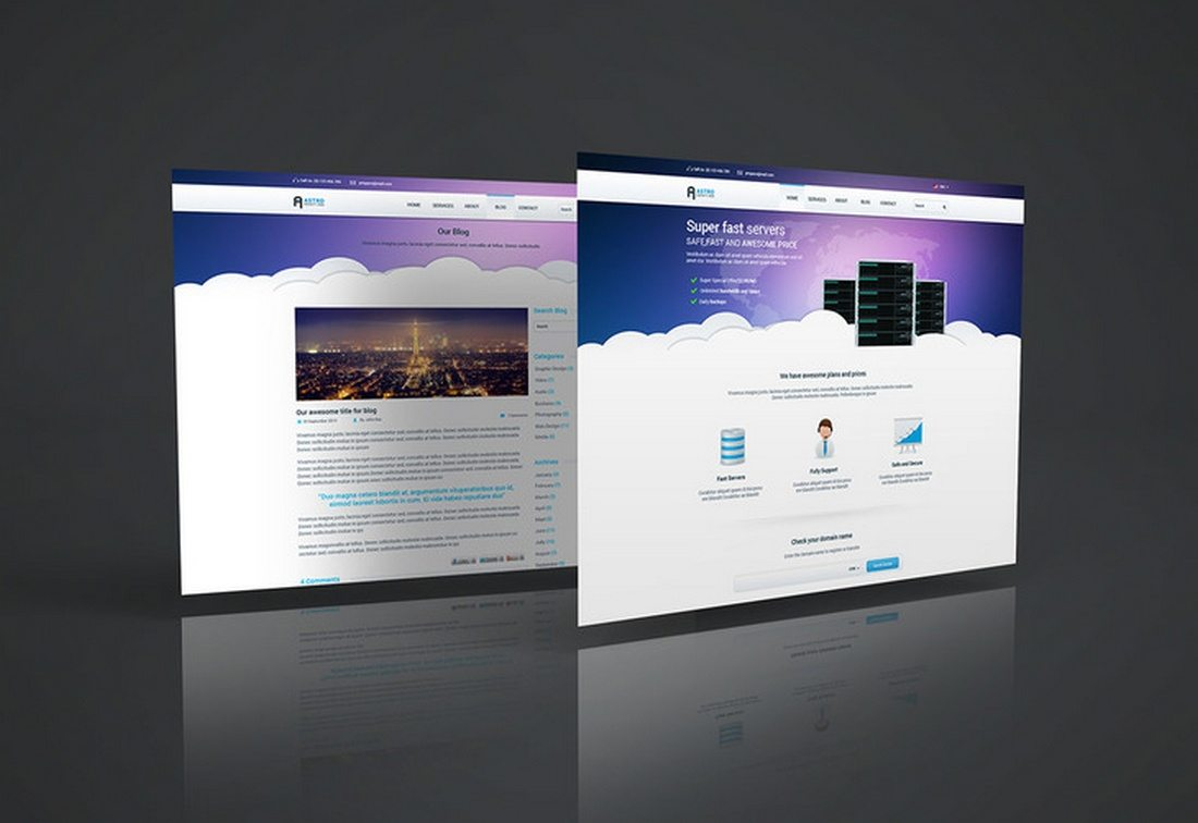 Free-Web-Page-PSD-Mockup 40+ Best Website PSD Mockups & Tools 2020 design tips