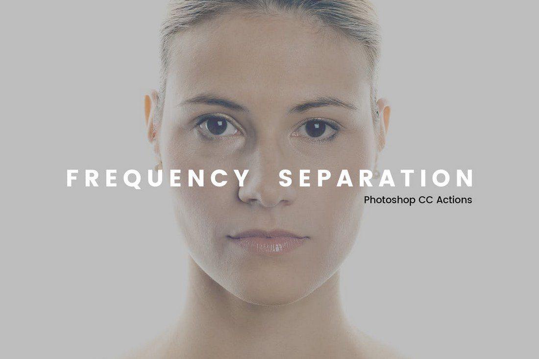 Frequency-Separation-Photoshop-Actions 20+ Best Portrait Photoshop Actions design tips
