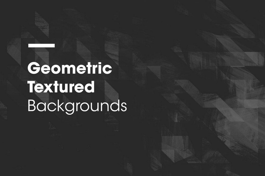 Geometric-Textured-Backgrounds-1 30+ Best Subtle Black & White Background Textures design tips