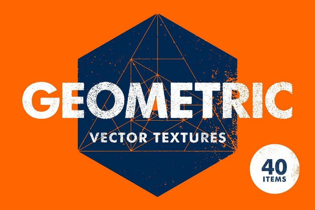 Geometric-Vector-Textures 20+ Beautiful Geometric & Polygon Background Textures design tips