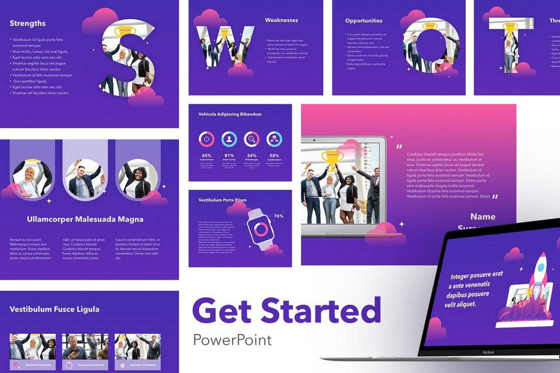 power point design template