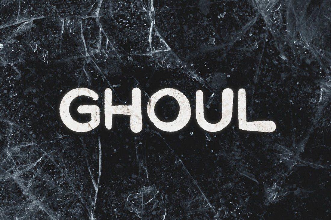 Ghoul-Poster-Font 60+ Best Big, Poster Fonts of 2019 design tips