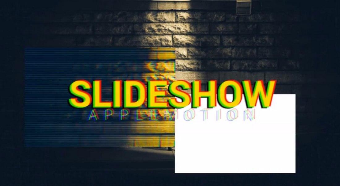 Glitch-Slideshow-Modern-FCP-Slideshow-Template 22+ Best Final Cut Pro Slideshow Video Templates in 2020 design tips