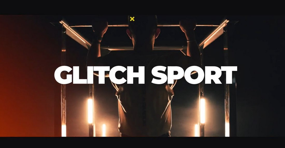 Glitch-Sport-Free-Final-Cut-Pro-Transitions 20+ Best Free Final Cut Pro (FCP) Templates, Plugins, Titles & Transitions design tips