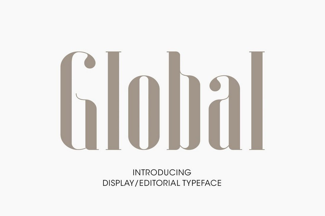 Global 50+ Best Condensed & Narrow Fonts of 2020 design tips