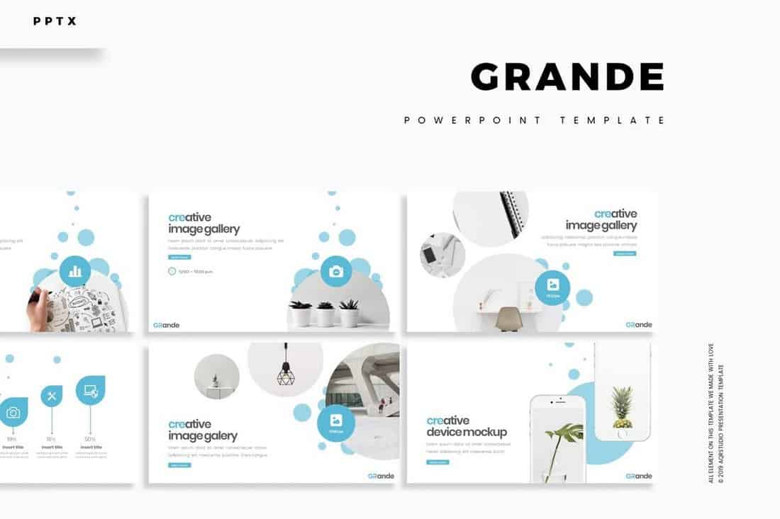 Grande-Simple-Powerpoint-Template 20+ Simple PowerPoint Templates (With Clutter-Free Design) design tips  Inspiration|powerpoint