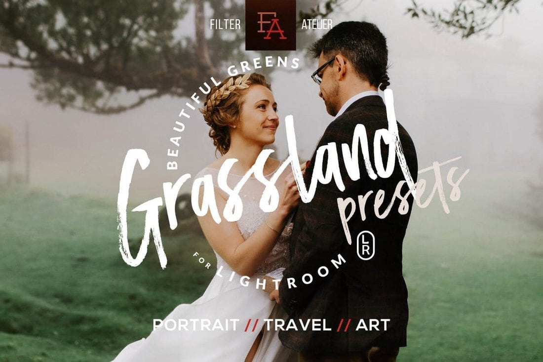 Grassland - Wedding Lightroom Presets