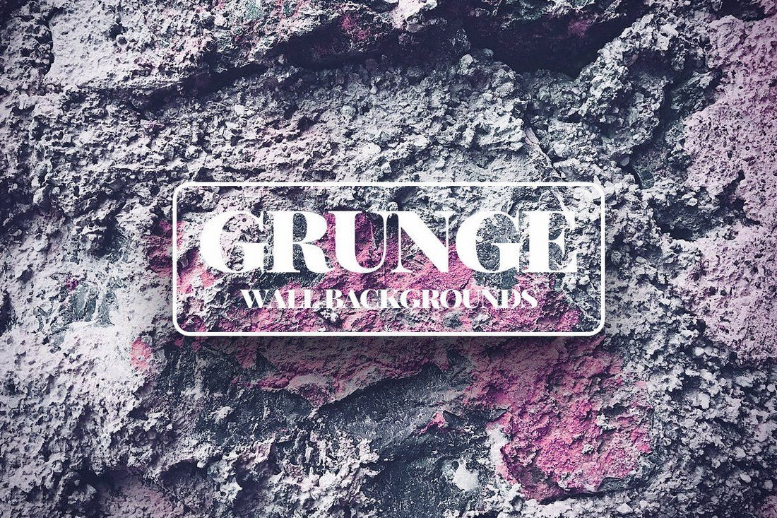 Grunge-Wall-Texture-Backgrounds 30+ Best Subtle Black & White Background Textures design tips