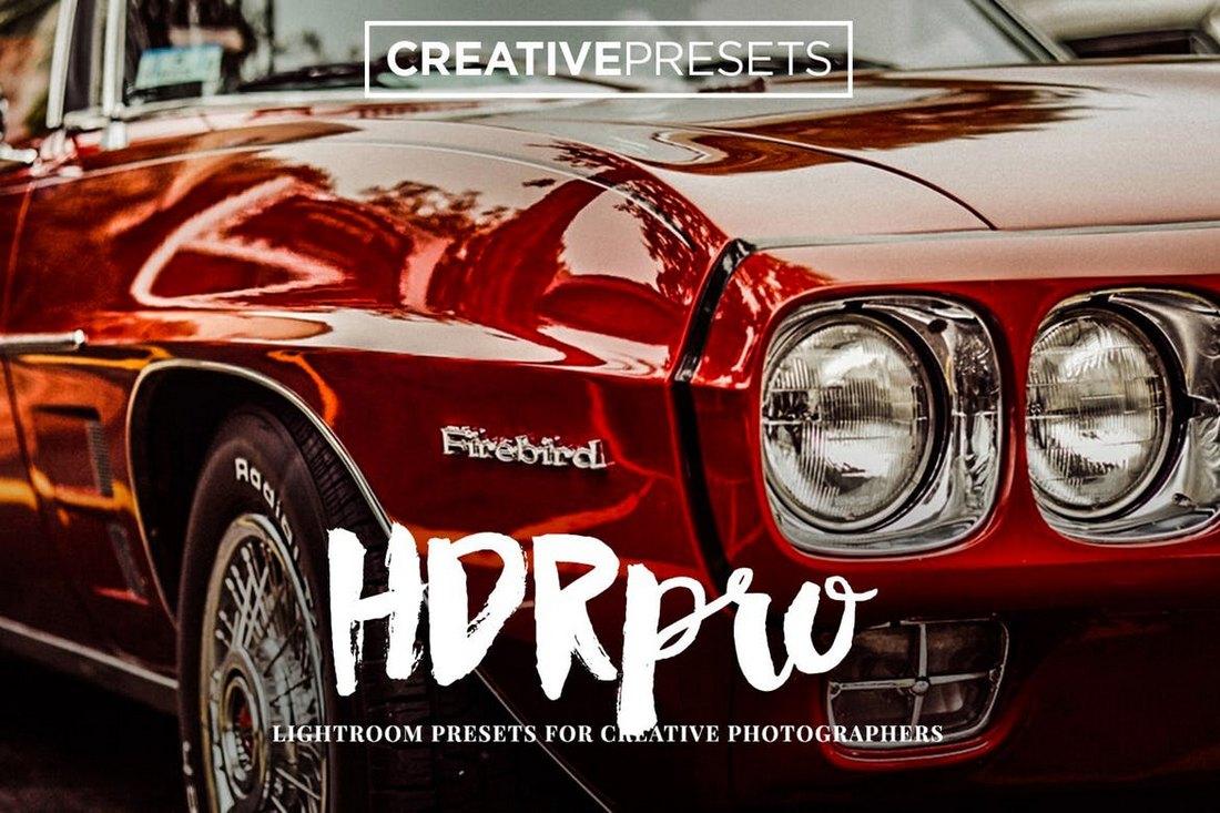 HDR-PRO-Lightroom-Presets-2 30+ Best VSCO Lightroom Presets design tips  Inspiration|lightroom|vsco