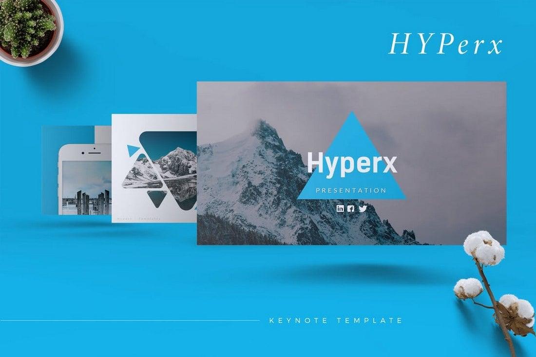HYPERX - Modèle Keynote