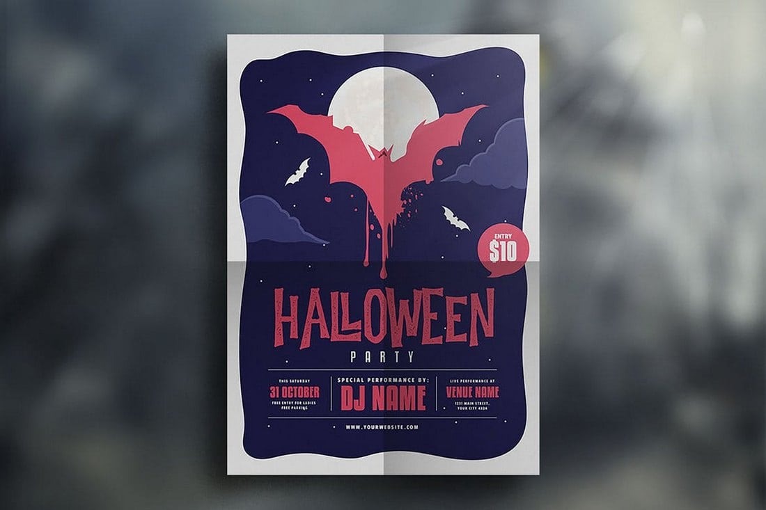 Halloween-Event-Flyer 20+ Best Event Flyer Templates design tips