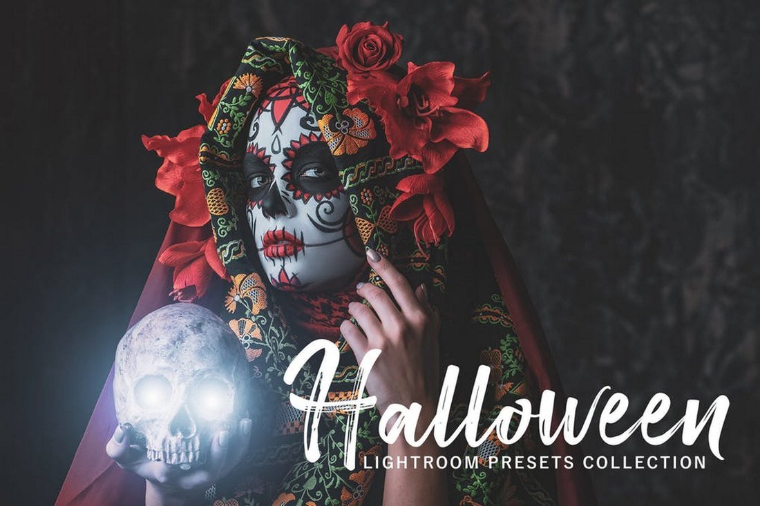 Halloween-Lightroom-Presets-Pack 50+ Best Lightroom Presets of 2020 design tips