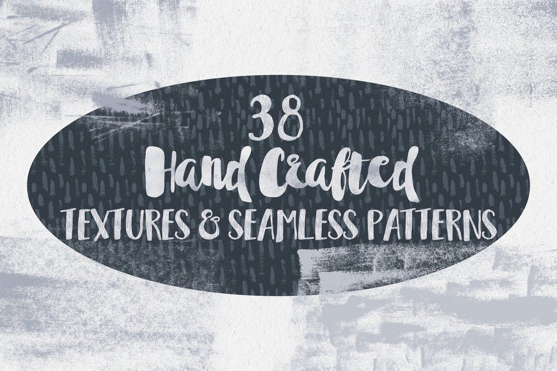 Hand-Crafted-Textures-and-Patterns 30+ Best Subtle Black & White Background Textures design tips