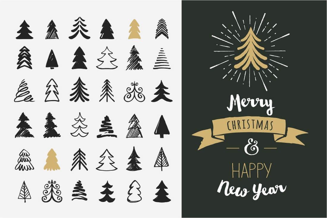 70+ Christmas Mockups, Icons, Graphics & Resources | Design Shack