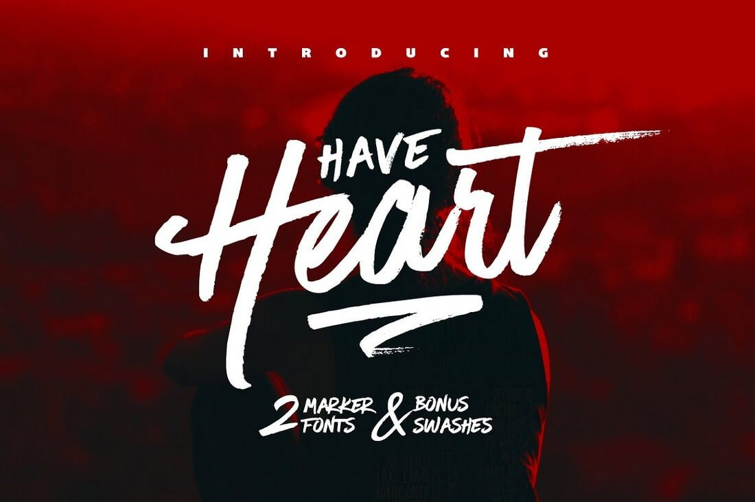 Have-Heart 100+ Beautiful Script, Brush & Calligraphy Fonts design tips