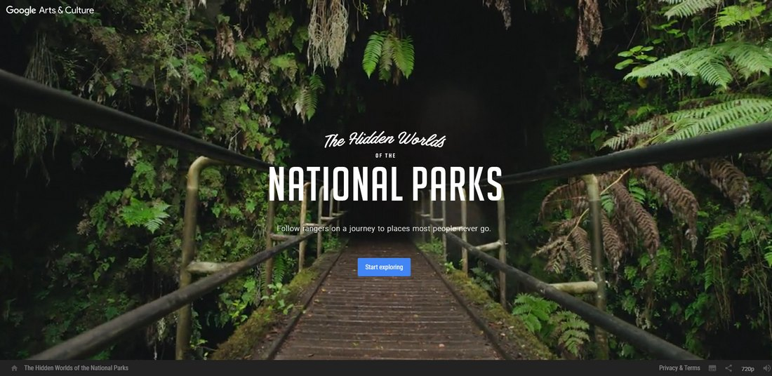 The Hidden Worlds of National Parks