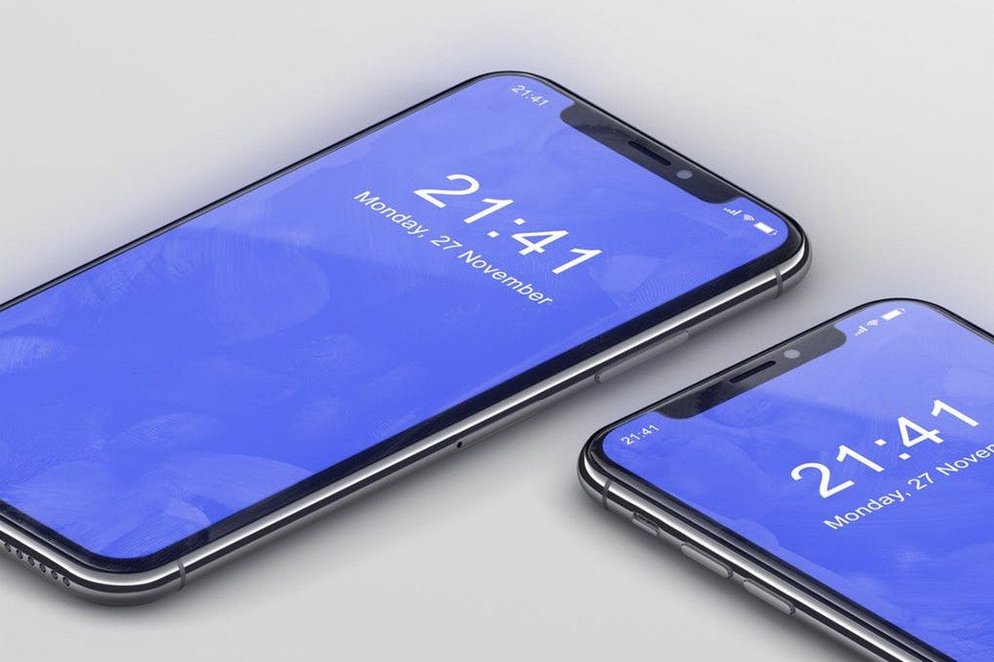 High-Resolution-iPhone-X-Mockup 30+ Best iPhone X Mockups (PSD, AI & Sketch) design tips