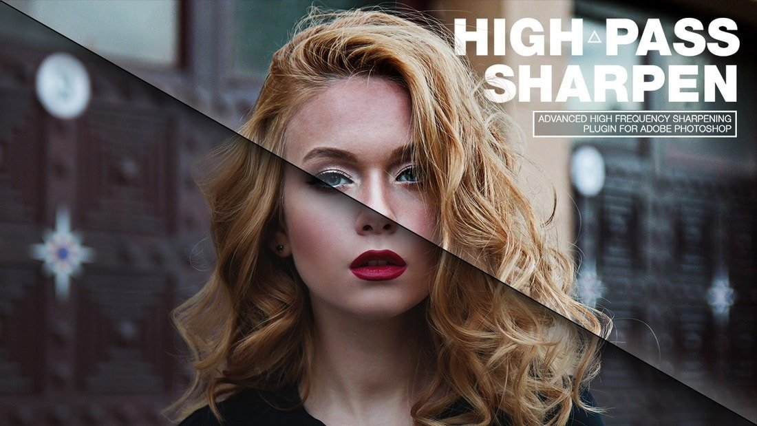 Highpass-Sharpen 20+ Best Free Photoshop Plugins 2020 design tips