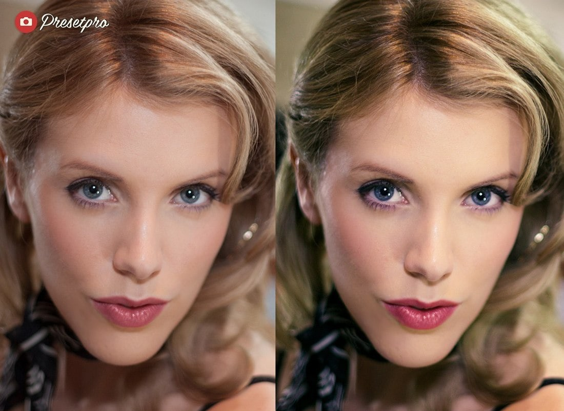 Hollywood-Free-Portrait-Lightroom-Preset 50+ Best Free Lightroom Presets 2020 design tips