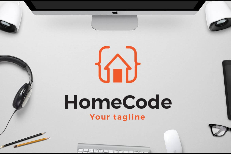 Home-Code 50+ Best Minimal Logo Design Templates design tips