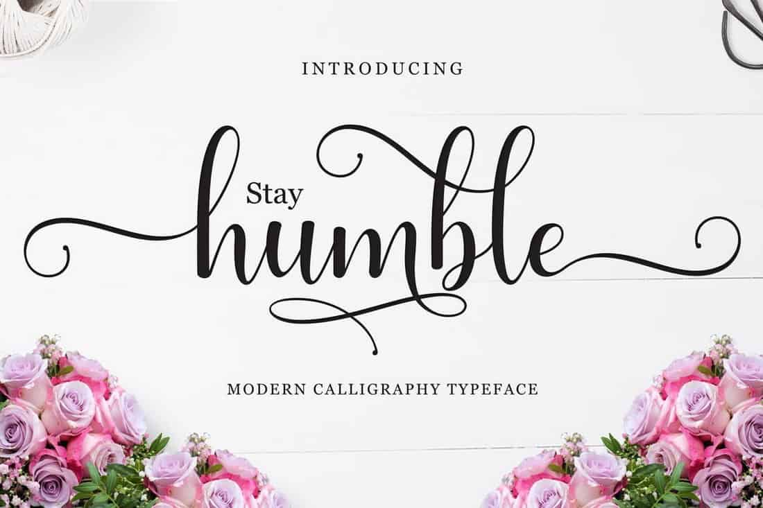 20 Best Fonts For Wedding Invitations