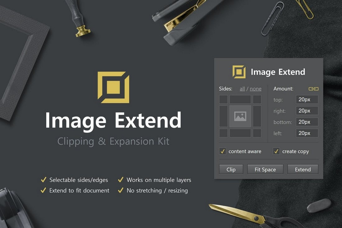 Image-Extend-Clipping-Expansion-Kit 20+ Best Photoshop Filters + Plugins 2020 (+ How to Use Them) design tips