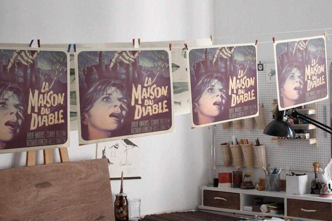 Indie-Vintage-Poster-Mock-Up-PSD 30+ Best Poster Mockup Templates design tips