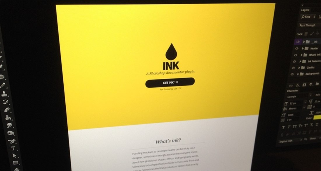 Ink 20+ Best Free Photoshop Plugins 2020 design tips