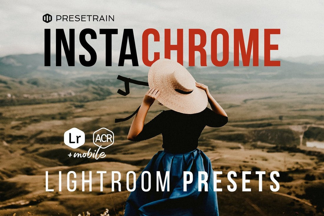 Instachrome-Lightroom-Presets-for-Instagram 25+ Best Lightroom Presets for Instagram design tips