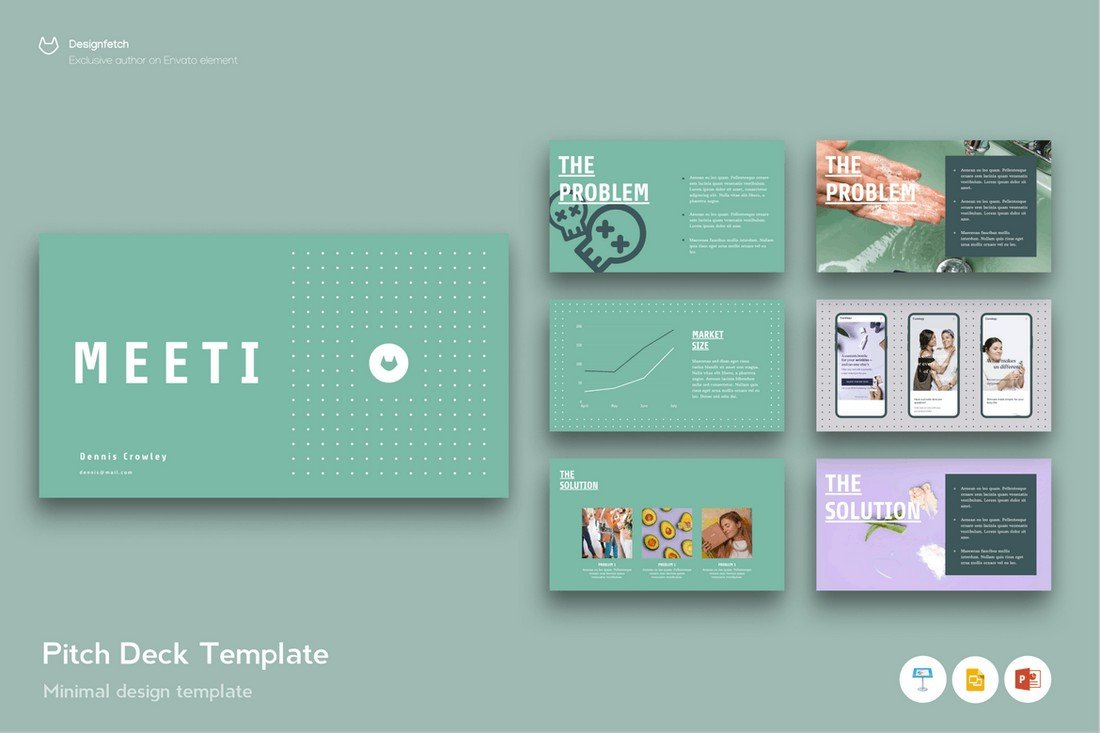 Investor-Pitch-Deck-for-Startups 10 Best Pitch Deck Examples That Made Startups (+ Templates) design tips