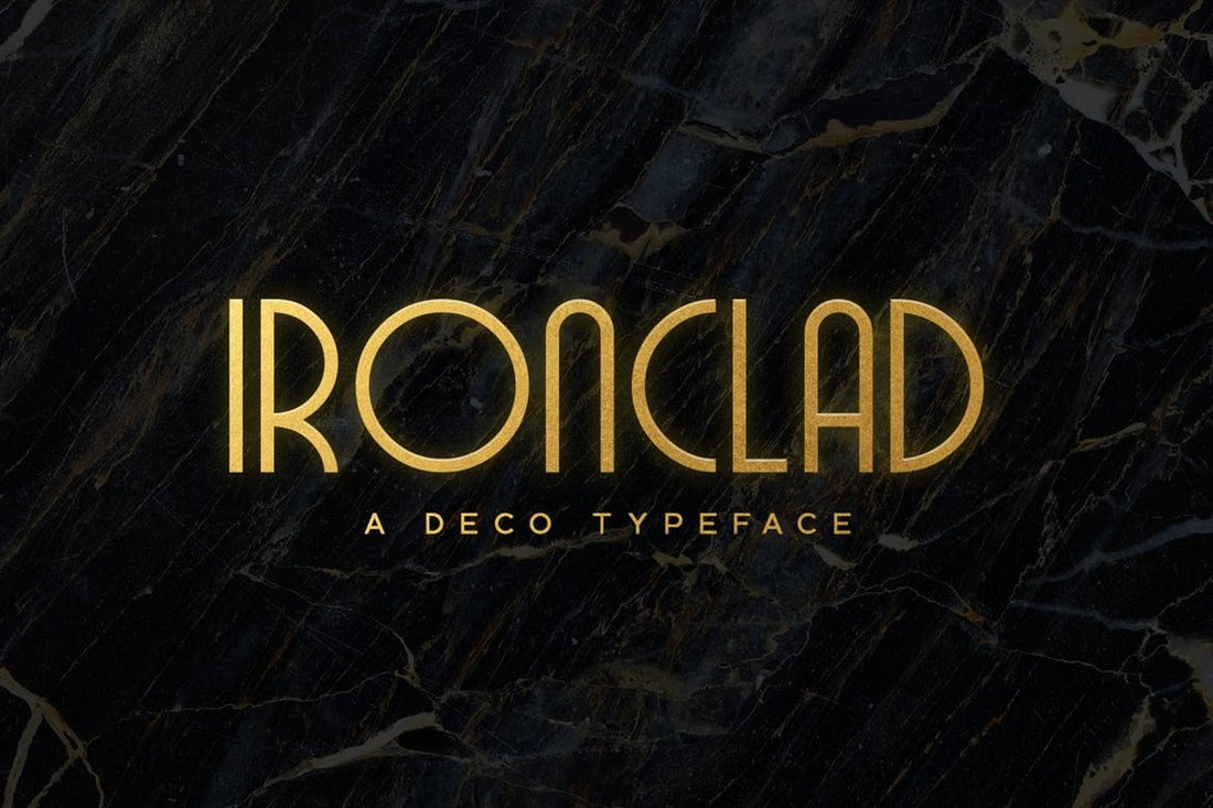 Ironclad-Modern-Creative-Poster-Font 30+ Best Fonts for Posters design tips
