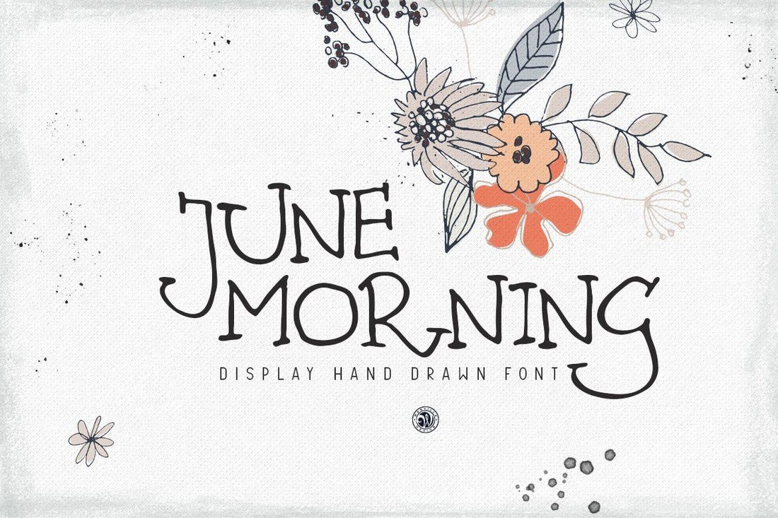 June-Morning-Font 100+ Best Modern Serif Fonts design tips
