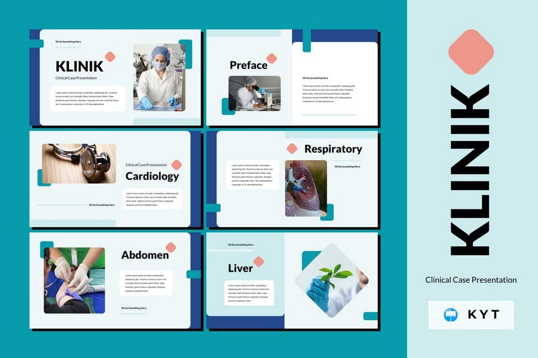 KLINIK-Clinical-Case-Medical-Keynote-Template 50+ Best Keynote Templates of 2020 design tips  Inspiration|keynote|powerpoint|presentation
